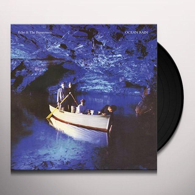 Echo The Bunnymen Ocean Rain Vinyl Record
