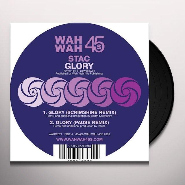 Stac GLORY Vinyl Record
