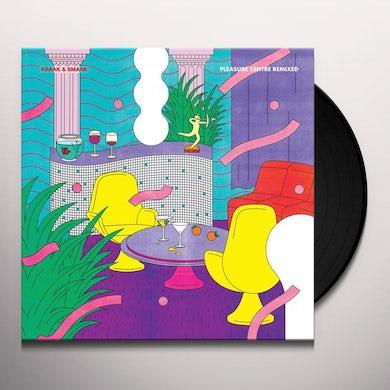 PLEASURE CENTRE REMIXED Vinyl Record