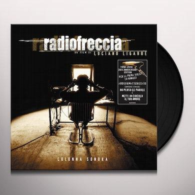 Ligabue RADIOFRECCIA: XX ANNIVERSARY / Original Soundtrack Vinyl Record