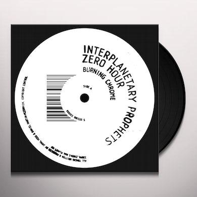 Interplanetary Prophets ZERO HOUR Vinyl Record
