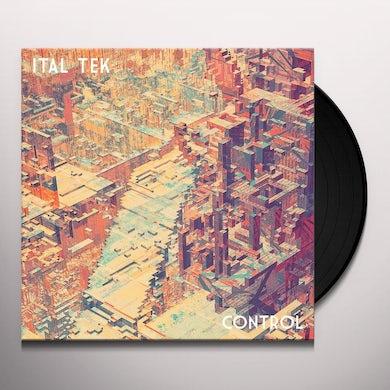 Ital Tek CONTROL Vinyl Record