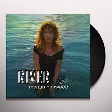 Megan Henwood RIVER Vinyl Record