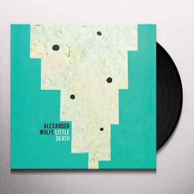 Alexander Wolfe LITTLE DEATH Vinyl Record