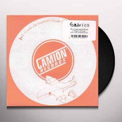 Fonda 500 COLOURS&BIRDSONGS Vinyl Record