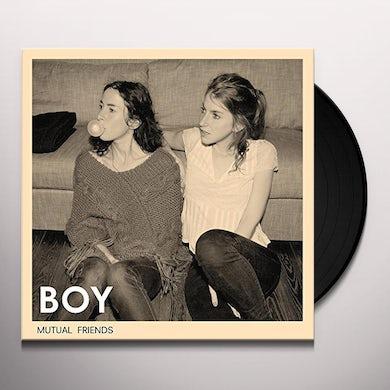 MUTUAL FRIENDS Vinyl Record