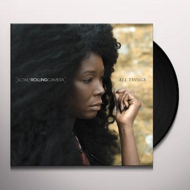 ALL THINGS Vinyl Record