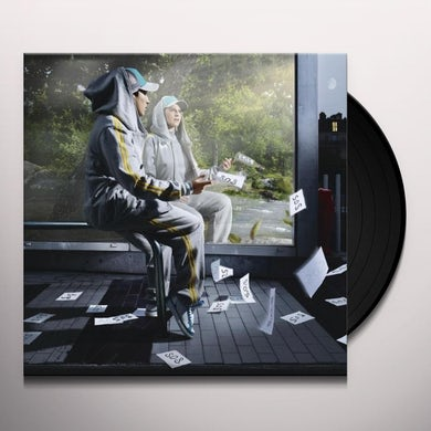 Diam's SOS Vinyl Record - Holland Release
