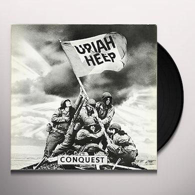 Uriah Heep CONQUEST Vinyl Record