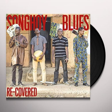 SONGHOY BLUES RE-COVERED Vinyl Record