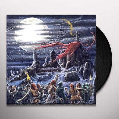 Varathron GLORIFICATION UNDER THE LATIN MOON Vinyl Record