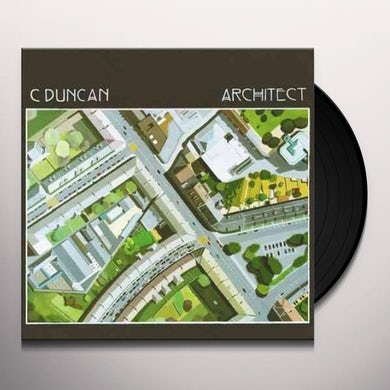 C Duncan ARCHITECT Vinyl Record