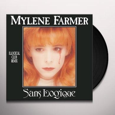 Mylène Farmer SANS LOGIQUE Vinyl Record