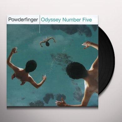 Powderfinger ODYSSEY NUMBER FIVE Vinyl Record