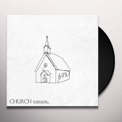 Jesus Culture Church (Volume 1 & 2) (2 LP) Vinyl Record