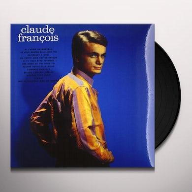 Claude François SI J'AVAIS UN MARTEAU Vinyl Record