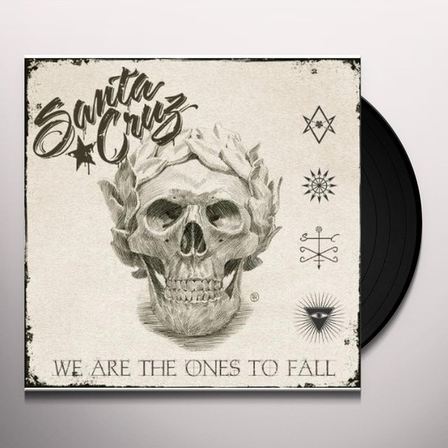 Santa Cruz WE ARE THE ONES TO FALL Vinyl Record