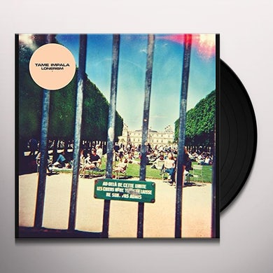 Tame Impala LONERISM Vinyl Record