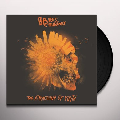 Barns Courtney ATTRACTIONS OF YOUTH Vinyl Record
