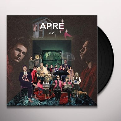 APRE 2.45 Vinyl Record