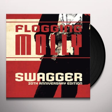 Flogging Molly Swagger (20 Th Anniversary Box Set) Vinyl Record
