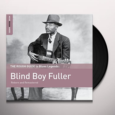 ROUGH GUIDE TO BLIND BOY FULLER Vinyl Record