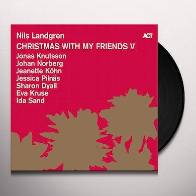 Nils Landgren CHRISTMAS WITH MY FRIENDS V Vinyl Record