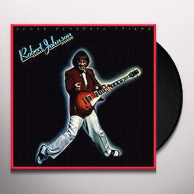 Robert Johnson CLOSE PERSONAL FRIEND (FOLORED JACKET/DL CODE) Vinyl Record