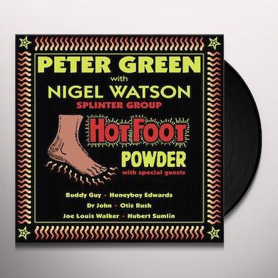 Hot Foot Powder Vinyl Record
