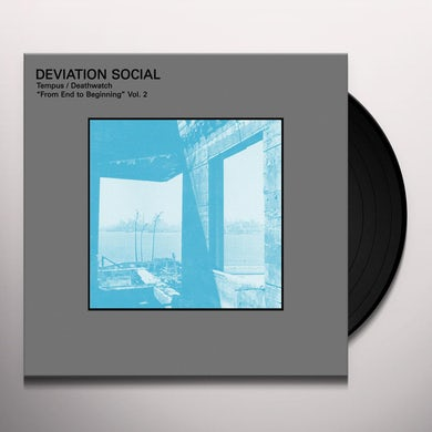 Deviation Social TEMPUS / DEATHWATCH FROM END TO BEGINNING VOL. 2 Vinyl Record