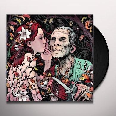Amoral FALLEN LEAVES & DEAD SPARROWS Vinyl Record