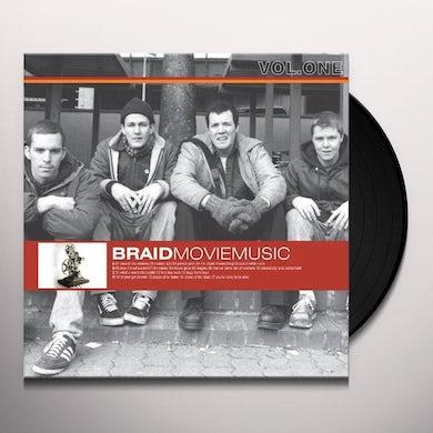 Braid MOVIE MUSIC 1 Vinyl Record