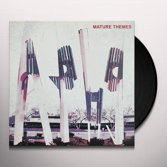 Ariel Pink's Haunted Graffiti MATURE THEMES Vinyl Record