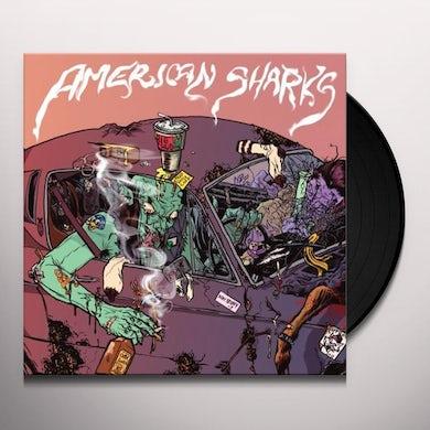 AMERICAN SHARKS (Vinyl)