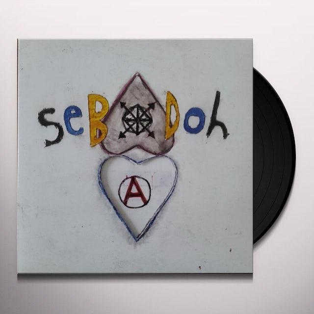 Sebadoh DEFEND YOURSELF Vinyl Record