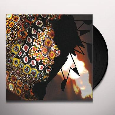 Gang Gang Dance RAWWAR Vinyl Record