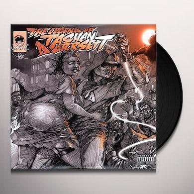 Kool Keith LEGEND OF TASHAN DORRSETT Vinyl Record