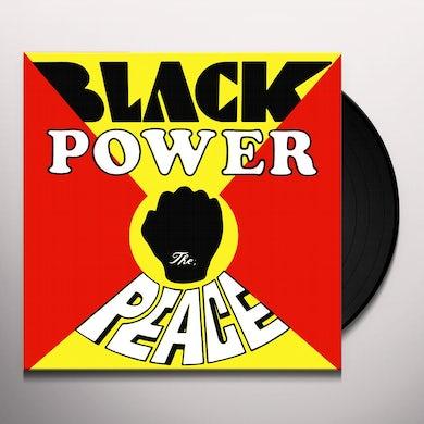 Peace BLACK POWER Vinyl Record