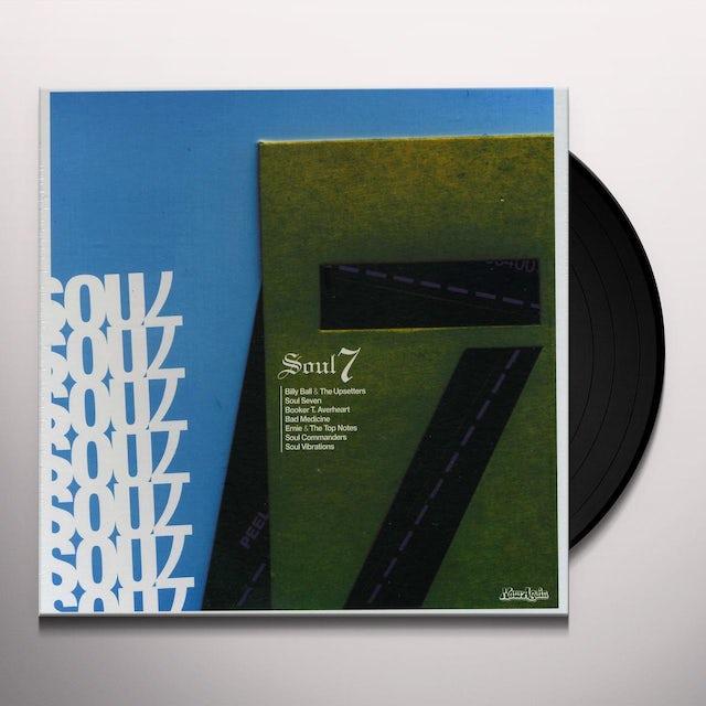 Soul 7 / Various Vinyl Record