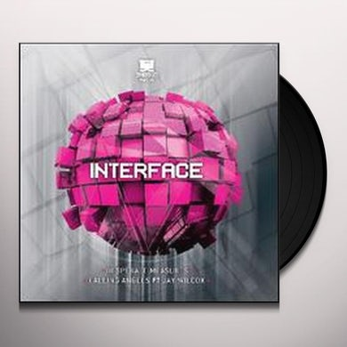 Interface DESPERATE MEASURES/FALLING ANGELS Vinyl Record