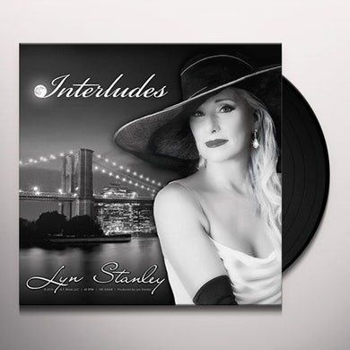 Lyn Stanley INTERLUDES Vinyl Record