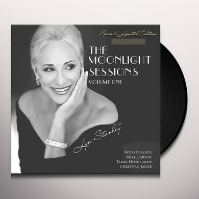 Lyn Stanley MOONLIGHT SESSIONS 1 - ONE STEP Vinyl Record