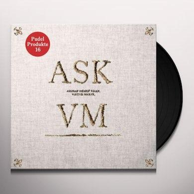 Ashraf Sharif Khan & Viktor Marek PUDEL PRODUKTE 16 Vinyl Record