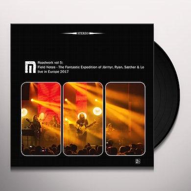 Motorpsycho ROADWORK 5: FANTASTIC EXPEDITION OF JARMYR Vinyl Record