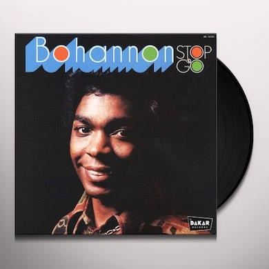 Bohannon STOP & GO Vinyl Record