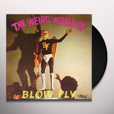 WEIRD WORLD OF BLOWFLY Vinyl Record