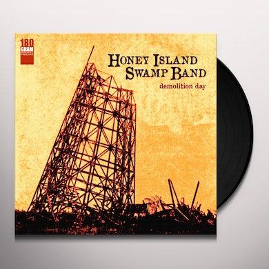 Honey Island Swamp Band DEMOLITION DAY Vinyl Record