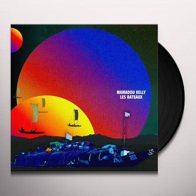LES BATEAUX (THE BOATS) Vinyl Record