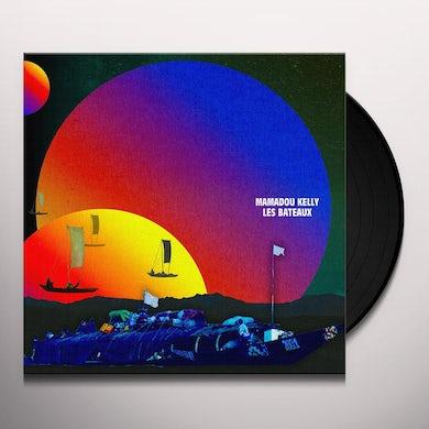 Mamadou Kelly Les Bateaux (The Boats) Vinyl Record
