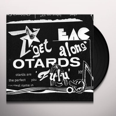 Eric Copeland GET ALONG Vinyl Record